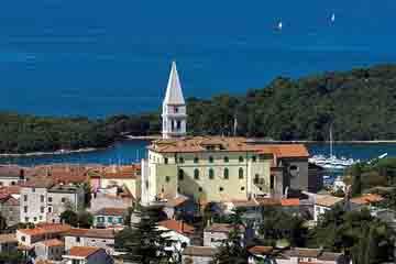 Vrsar - Dialectele din Istria