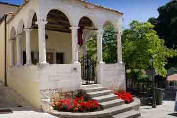 Vrsar - Biserica Sv Antun