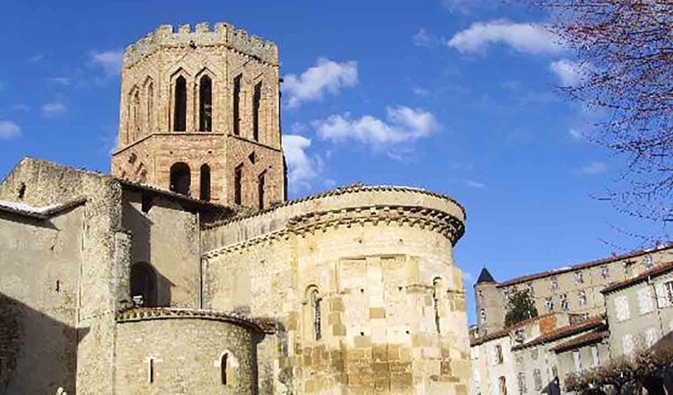 Cathedrale St Lizier