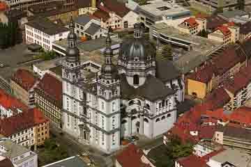 Wurzburg - Stift Haug