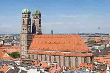 Munchen - Frauenkirche