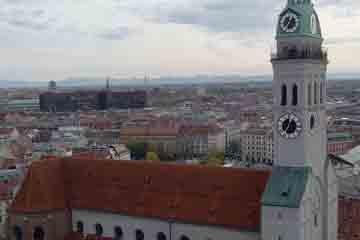 Munchen - Peterskirche