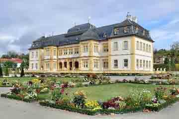 Wurzburg - Schloss Veitshochheim