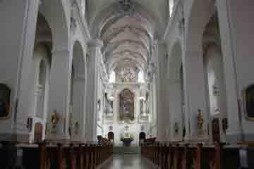 Wurzburg - Augustinerkirche