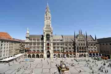 Munchen - Marienplatz