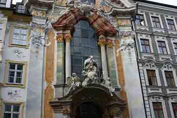 Munchen - Asamkirche