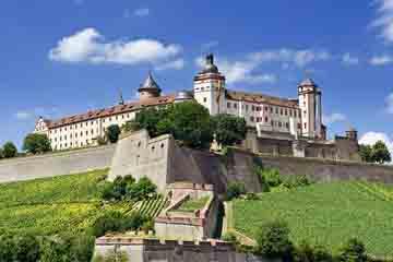 Wurzburg - Festung Marienberg