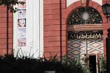 Wurzburg - Muzeul Principal Francon