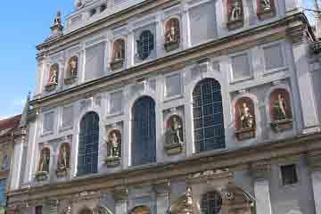 Munchen - Michaelskirche