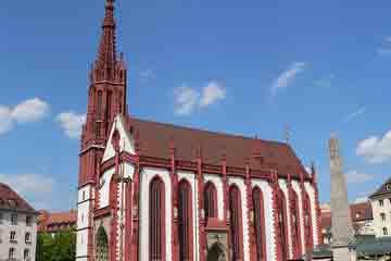 Wurzburg - Marienkapelle