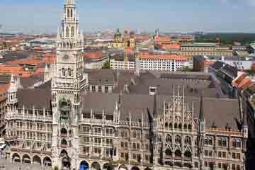 Munchen - Neues Rathaus