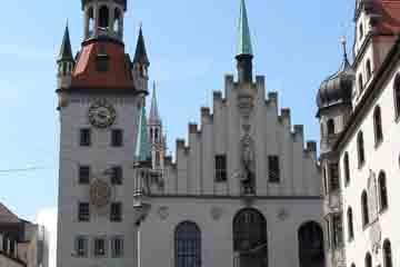 Munchen - Altes Rathaus