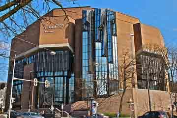 Munchen - Gasteig Kulturzentrum
