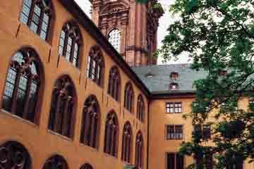 Wurzburg - Universitatea Veche