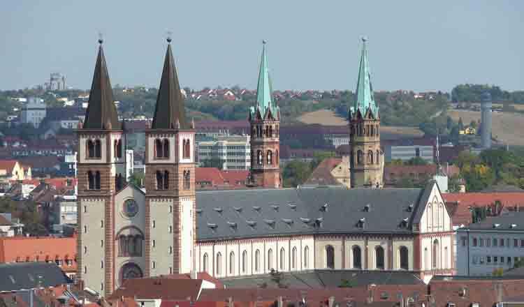 Dom St Kilian