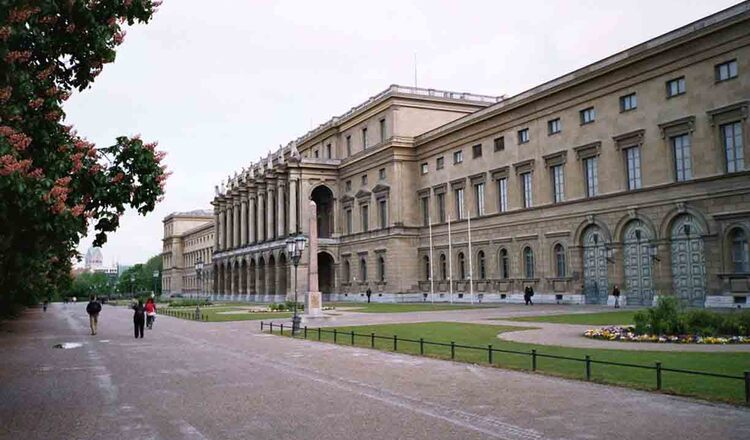 Teatrul German Muzeul
