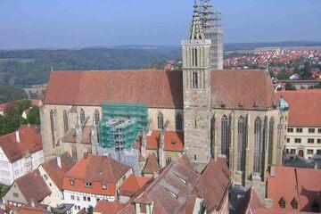 Rothenburg ob der Tauber - Stadtpfarrkirche St. Jakob