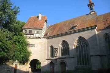 Rothenburg ob der Tauber - Sfantul Wolfgang
