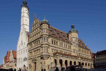 Rothenburg ob der Tauber - Rathaus