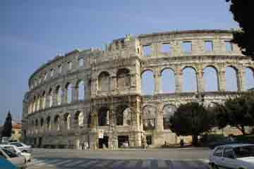 Pula - Amfiteatrul