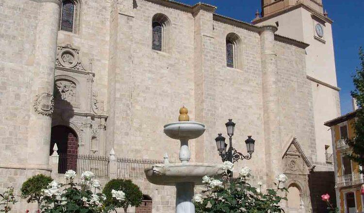 Biserica Santa Maria de la Encarnacion