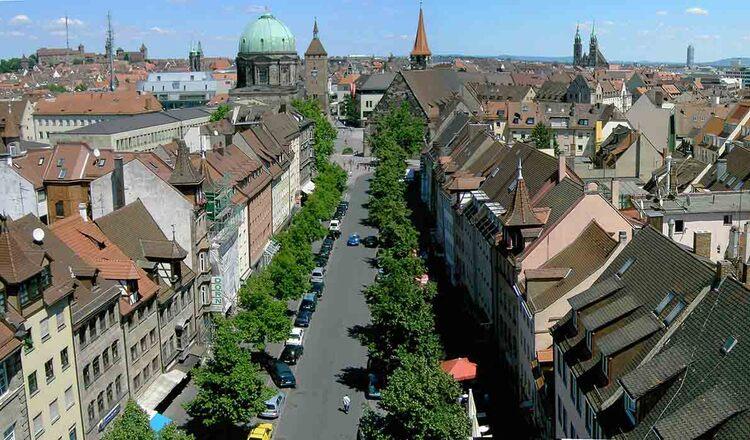 Obiective turistice Nuremberg din Germania
