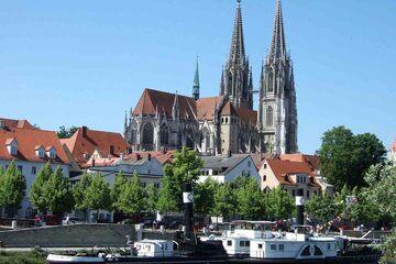 Regensburg - Catedrala Sfantul Petru