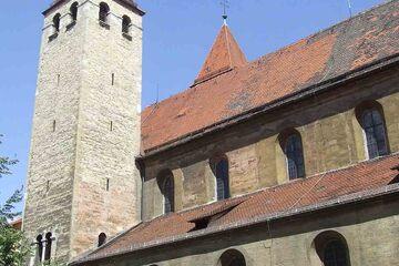 Regensburg - Niedermunster