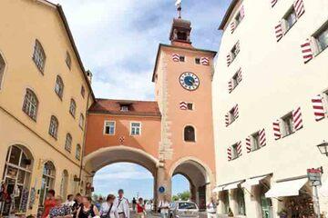 Regensburg - Muzeul Turnul Podului
