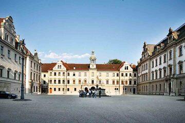 Regensburg - Palatul Emmeram