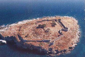 Poros - Insula Bourtzi