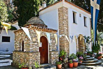 Skiathos - Manastirea Panagia Kounistra