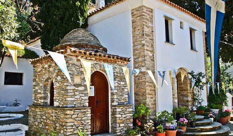 Manastirea Panagia Kounistra