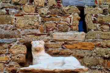 Skyros - Castelul bizantin
