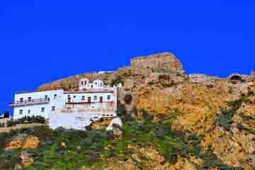 Skyros - Manastirea Agios Georgios