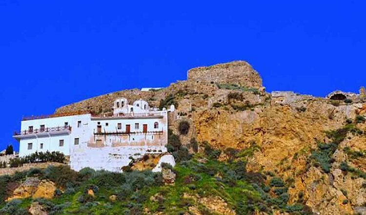 Manastirea Agios Georgios