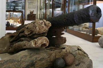 Alonissos - Muzeul Mavrikis