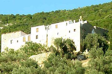 Skopelos - Manastirea Evangelistria