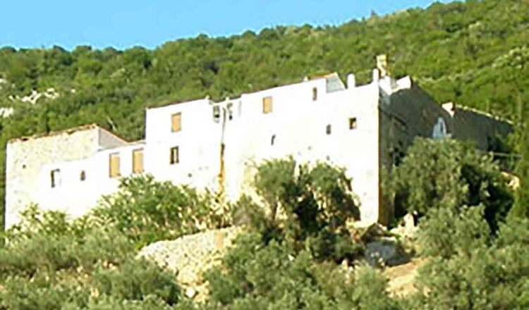 Manastirea Evangelistria
