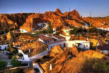 Guadix - Barrio Troglodyte