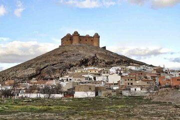 Guadix - Castelul din Calahorra