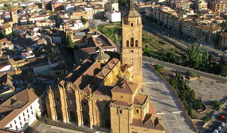 Catedrala din Guadix