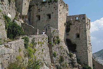 Senj - Zidurile orasului vechi