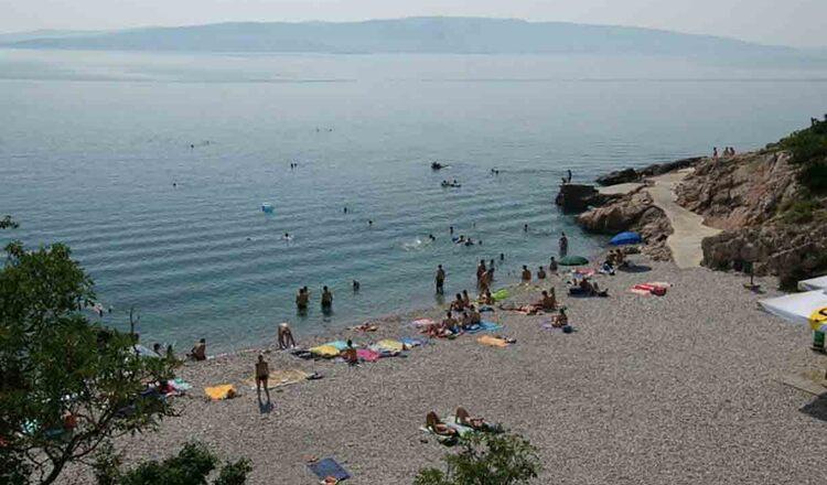 Plajele din Senj