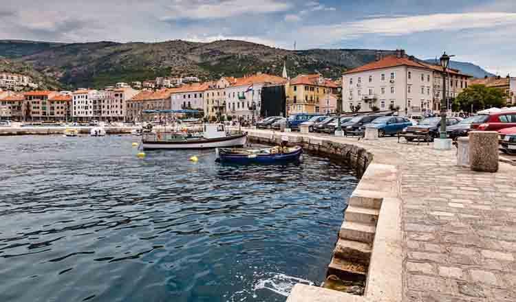 Obiective turistice Senj din Croatia