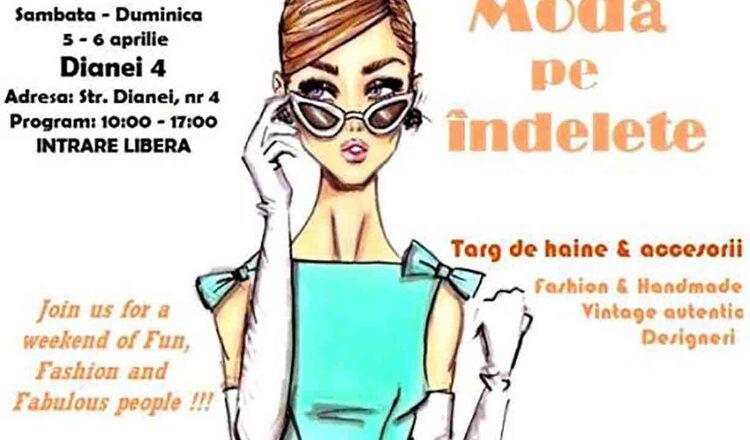 Chic si traditional la Targul moda pe indelete din capitala