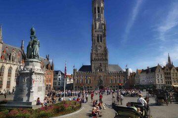Bruges - Turnul Belfort