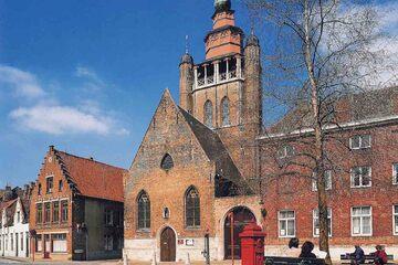 Bruges - Biserica Ierusalim