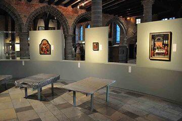 Bruges - Muzeul Sf. Janshospitaal