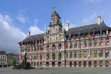 Bruges - Stadhuis